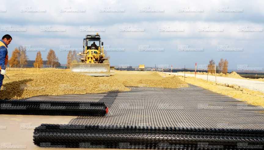 Применение дорожной сетки