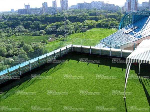 Газонное покрытие для футбола