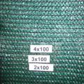 Сетка затеняющая Солеадо (Soleado) (2х100м, 0х100м, 0х100м) зеленый, цена, купить